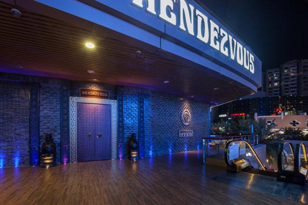 海上世界集结地开业,重新定义酒吧设计