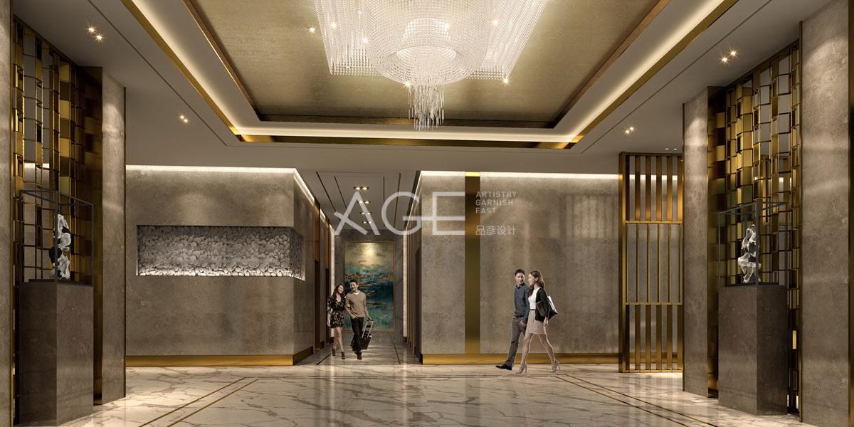酒店设计照明空间艺术氛围的效应